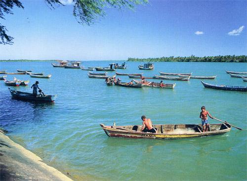 Сан франсиску чисто бразильская река